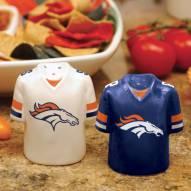 Denver Broncos Gameday Salt and Pepper Shakers