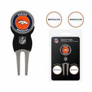 Denver Broncos Golf Divot Tool Pack