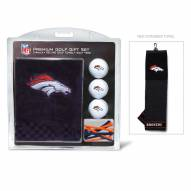 Denver Broncos Golf Gift Set