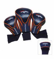 Denver Broncos Golf Headcovers - 3 Pack