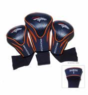 Denver Broncos Golf Headcovers - 3 Pack
