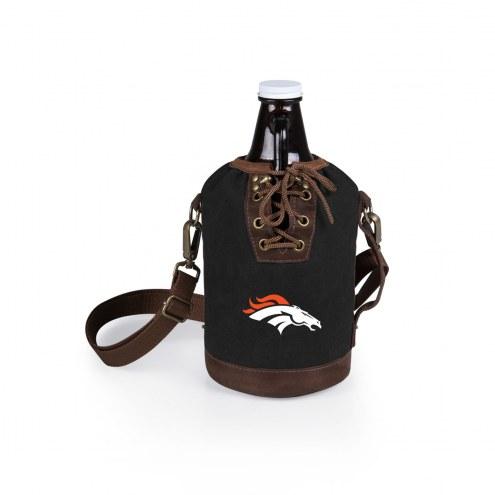 Denver Broncos Growler Tote with Growler