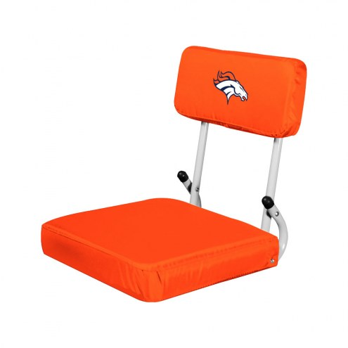 Denver Broncos Hardback Stadium Seat