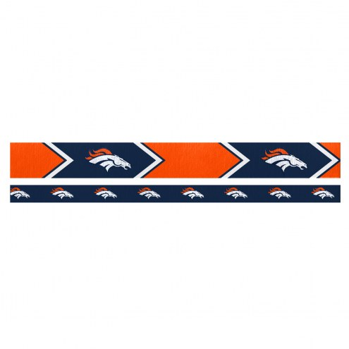 Denver Broncos Headband Set