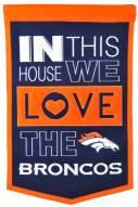 Denver Broncos Home Banner