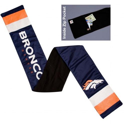 Denver Broncos Jersey Scarf