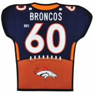 Denver Broncos Jersey Traditions Banner