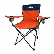 Denver Broncos Legacy Tailgate Chair