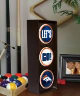 Denver Broncos Let's Go Light