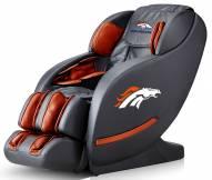 Denver Broncos Luxury Zero Gravity Massage Chair