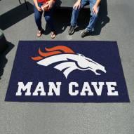 Denver Broncos Man Cave Ulti-Mat Rug