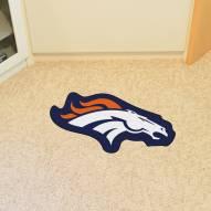 Denver Broncos Mascot Mat