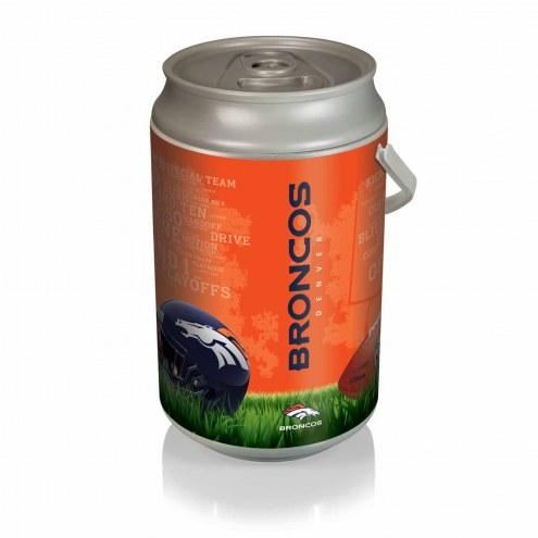Denver Broncos Mega Can Cooler