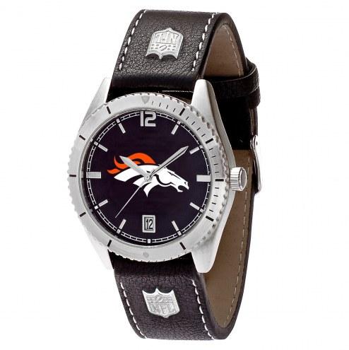 Denver Broncos Men's Guard Watch