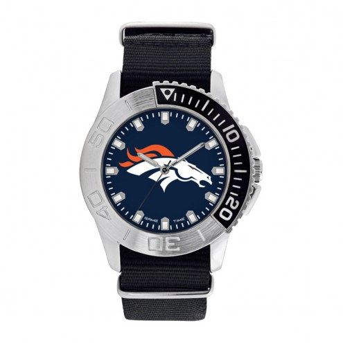 Denver Broncos Men's Starter Watch