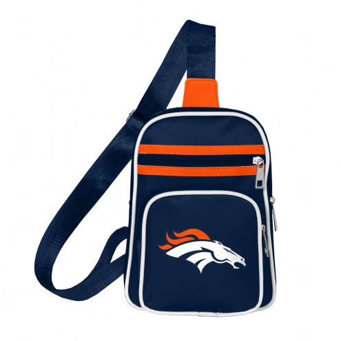 Denver Broncos Mini Cross Sling Bag