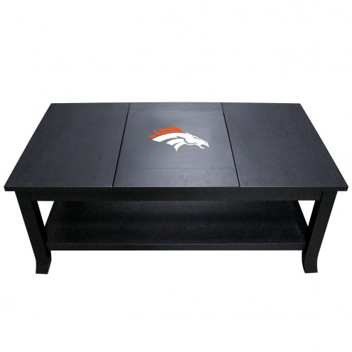 Denver Broncos NFL Coffee Table