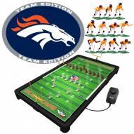 Denver Broncos NFL Electric Football Game