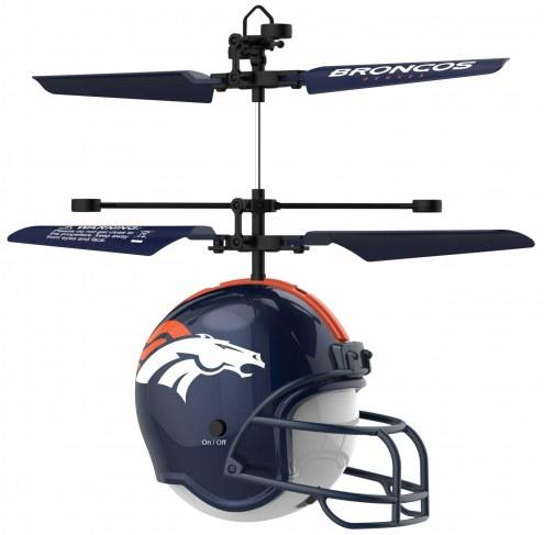 Denver Broncos NFL RC Helmet Flyer