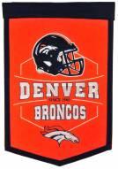Denver Broncos Revolution Traditions Banner