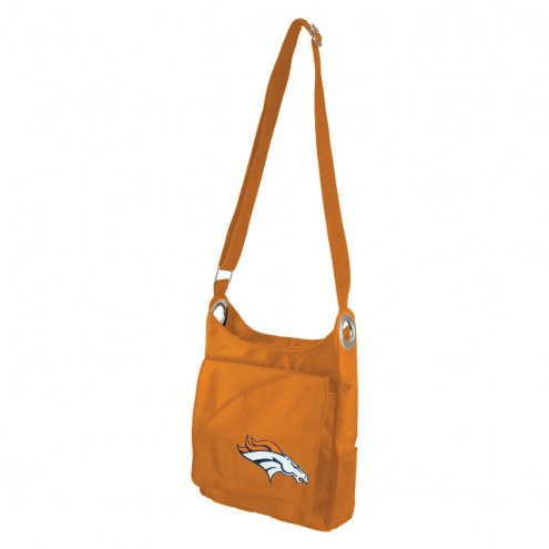 Denver Broncos Color Sheen Cross-body Bag