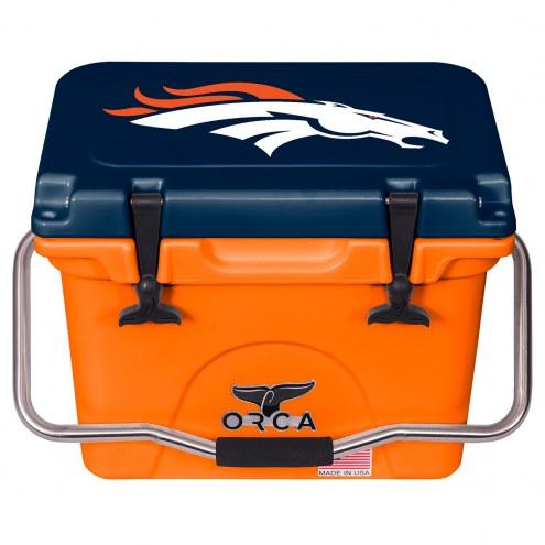 Denver Broncos ORCA 20 Quart Cooler