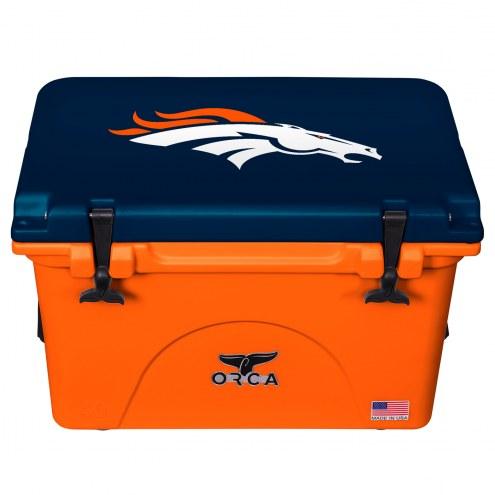 Denver Broncos ORCA 40 Quart Cooler