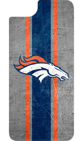 Denver Broncos OtterBox iPhone 8/7/6s/6 Alpha Glass Screen Protector