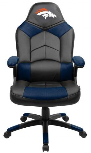 Denver Broncos Oversized Gaming Chair