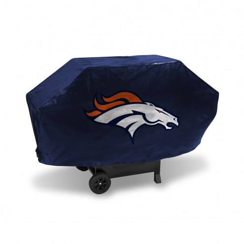 Denver Broncos Padded Grill Cover