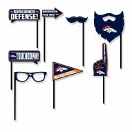Denver Broncos Party Props Selfie Kit