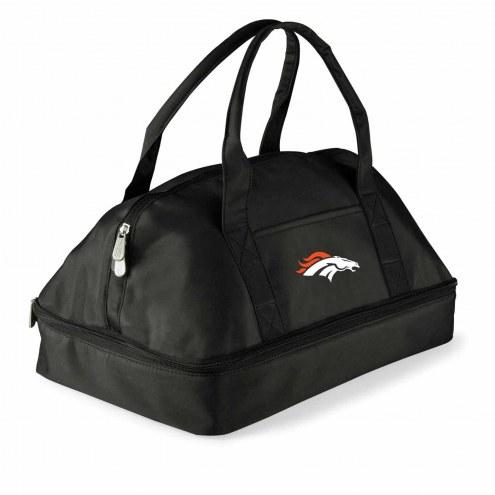 Denver Broncos Potluck Casserole Tote
