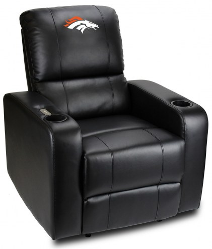 Denver Broncos Power Theater Recliner