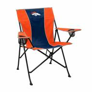 Denver Broncos Pregame Tailgating Chair