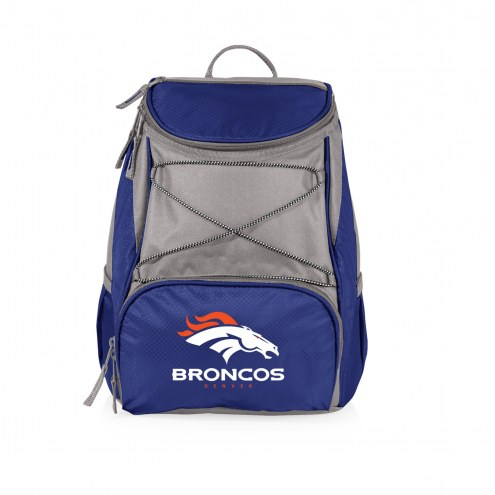 Denver Broncos PTX Backpack Cooler