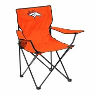 Denver Broncos Quad Folding Chair