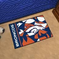 Denver Broncos Quicksnap Starter Rug