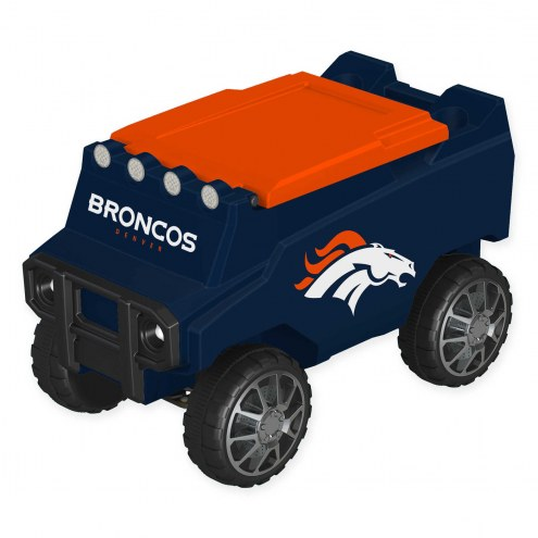 Denver Broncos Remote Control Rover Cooler