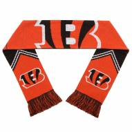 Denver Broncos Reversible Stripe Scarf