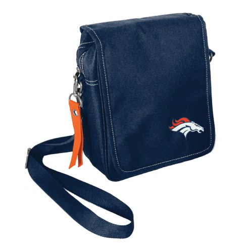 Denver Broncos Ribbon Satchel