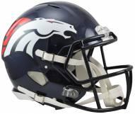 Denver Broncos Riddell Speed Full Size Authentic Football Helmet
