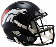 Denver Broncos Riddell Speed Collectible Football Helmet
