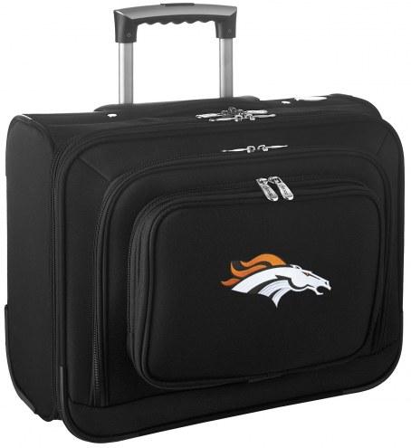 Denver Broncos Rolling Laptop Overnighter Bag