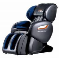 Denver Broncos Shiatsu Zero Gravity Massage Chair