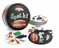 Denver Broncos Spot It! Card Game