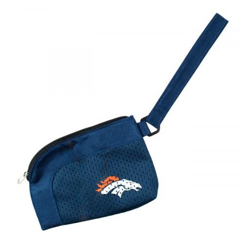 Denver Broncos Stadium Wristlet