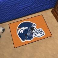 Denver Broncos Starter Rug