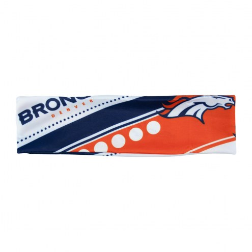 Denver Broncos Stretch Headband