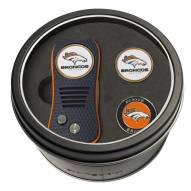 Denver Broncos Switchfix Golf Divot Tool & Ball Markers