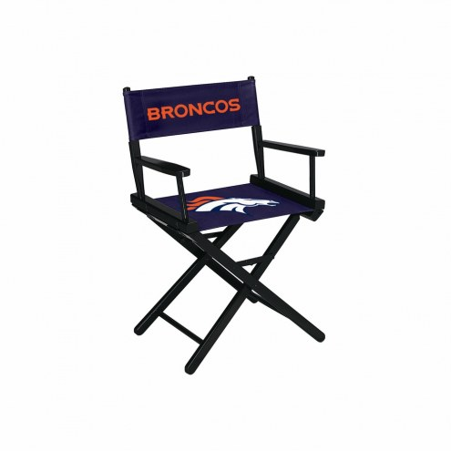 Denver Broncos Table Height Director's Chair